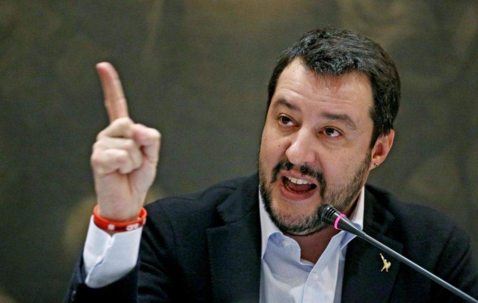 ФОТО: Девојката на потпретседателот на италијанската Влада Матео Салвини му раскина преку Инстаграм