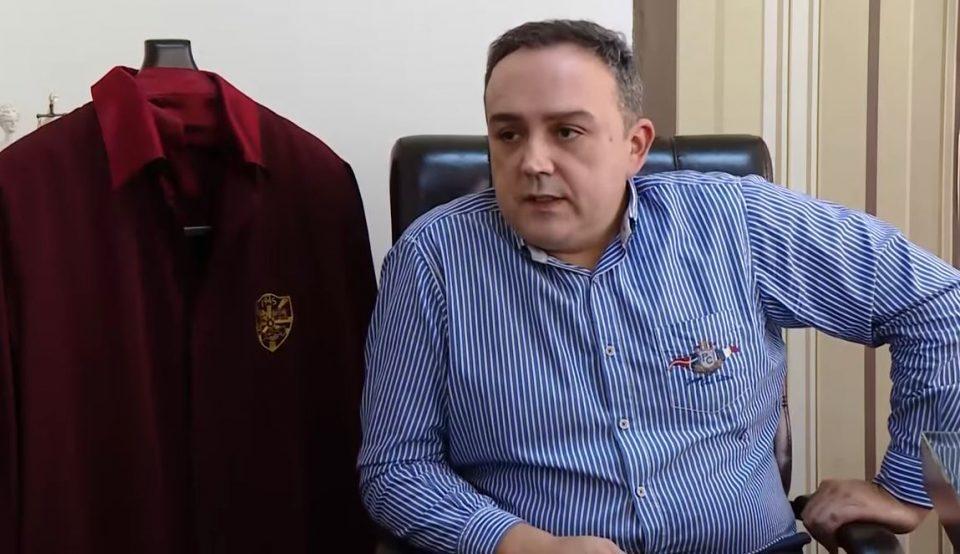 Мекиноски: ВМРО-ДПМНЕ ќе поднесе амандмани на законот за Антикорупција