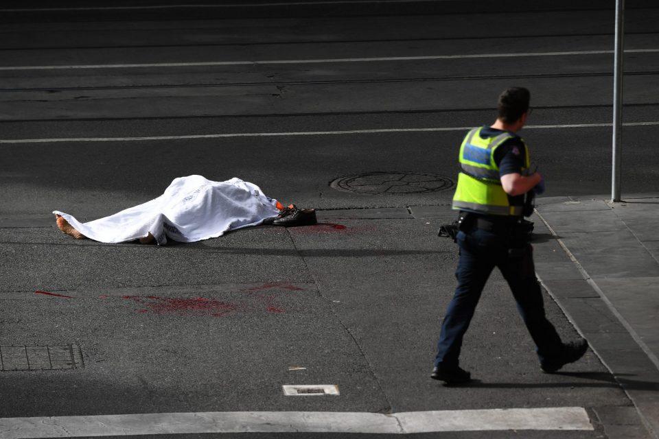 Инцидентот во Мелбурн е тероризам, напаѓачот мртов