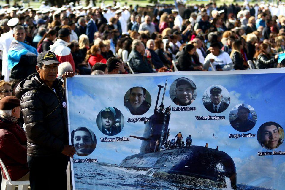Пронајдена исчезнатата аргентинска подморница