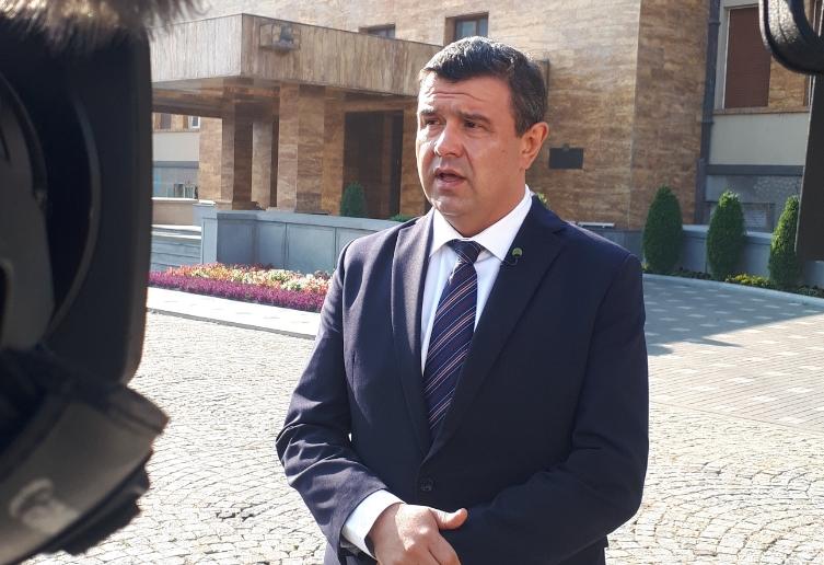 Мицевски за БТВ: ВМРО-ДПМНЕ ќе учествува на комисиската седница и ќе ги разбличи уставните амандмани