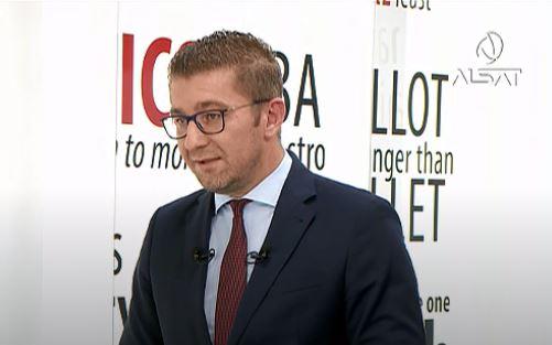 Мицкоски смирено и сигурно: Имам полна доверба од ЦК, ВМРО-ДПМНЕ секој ден станува се посилно