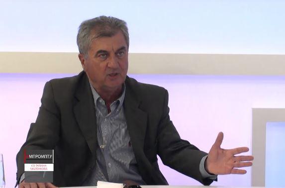 Митаноски: Погрешен е приодот на Владата за субвенционирање дневни весници