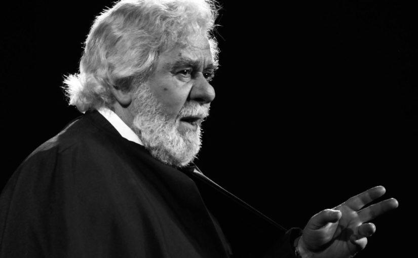 Комеморација за актерот Мите Грозданов во Драмски театар-Скопје