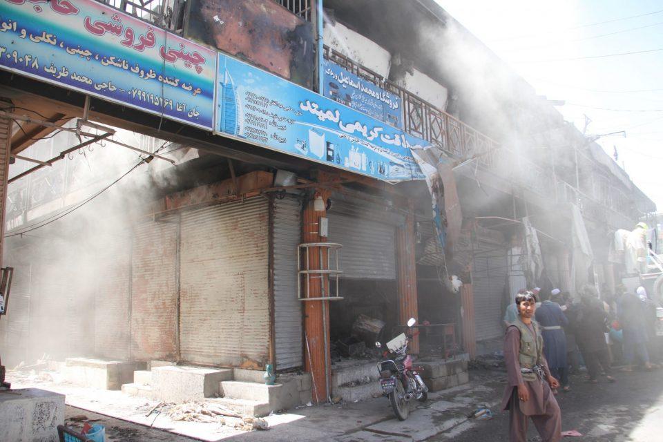 Десетици жртви по напади на талибанците во две авганистански провинции