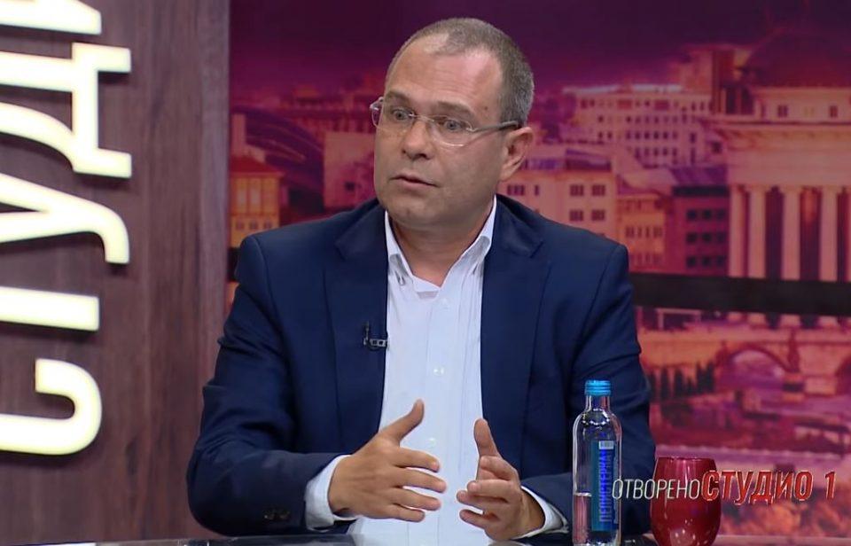 Наумов: Најголемо потфрлување се капиталните инвестиции