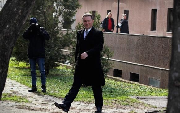 Црногорската полиција потврдува: Груевски влегол и ја напуштил Црна Гора истиот ден