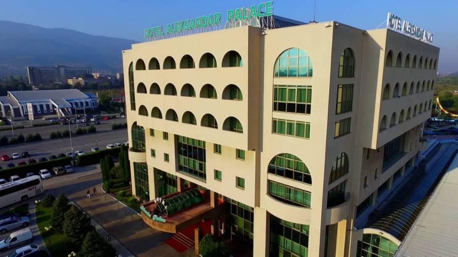 Детали за пукањето во хотелот Александар Палас