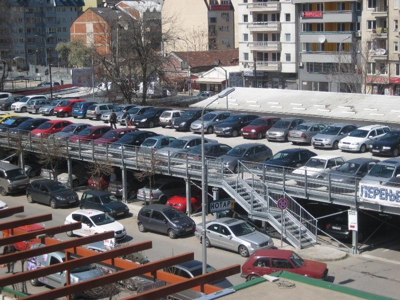 За 10 денари поскапе паркингот во Дебар Маало, Капиштец и Буњаковец