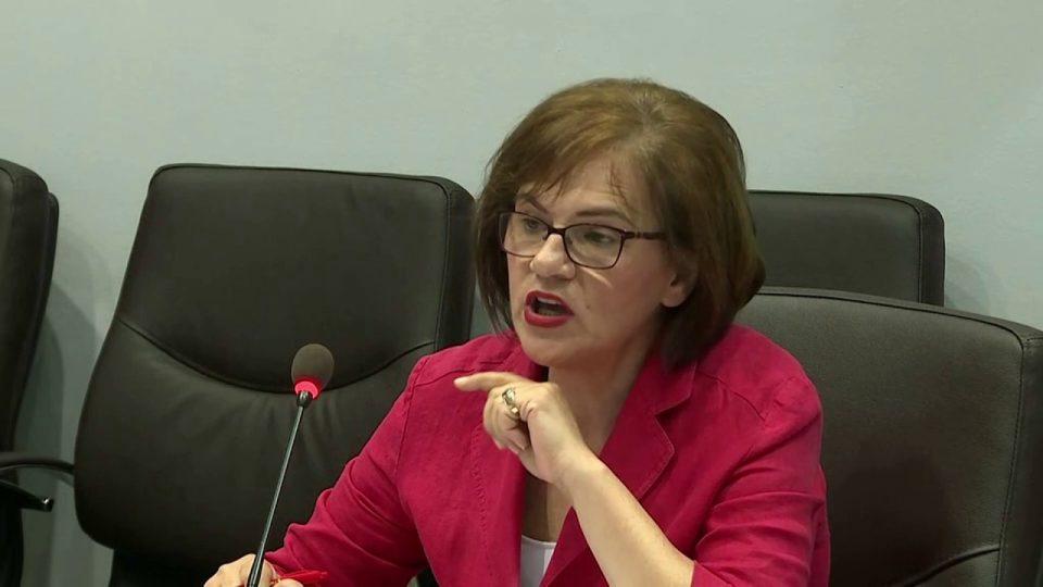Пемова: Овој ребаланс значи дека Владата промашила во креирање на економските политики во државата