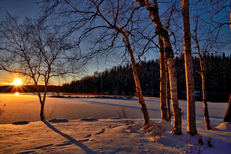 ФОТО: Дали ќе имаме снег за Нова година?