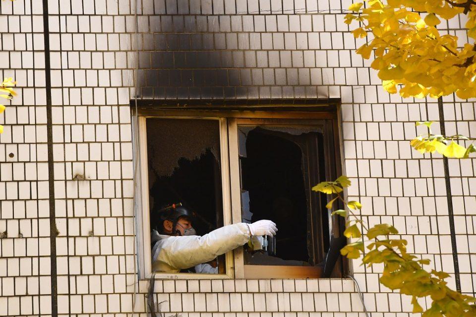ФОТО: Најмалку седуммина загинати во пожар во Сеул