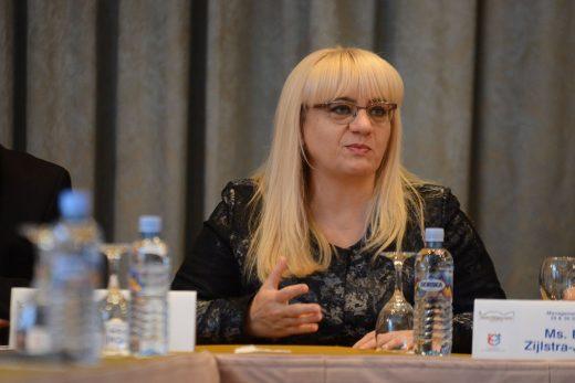 Министерството за правда демантира: Дескоска не спомена бришење на АСНОМ од Преамбулата на Уставот