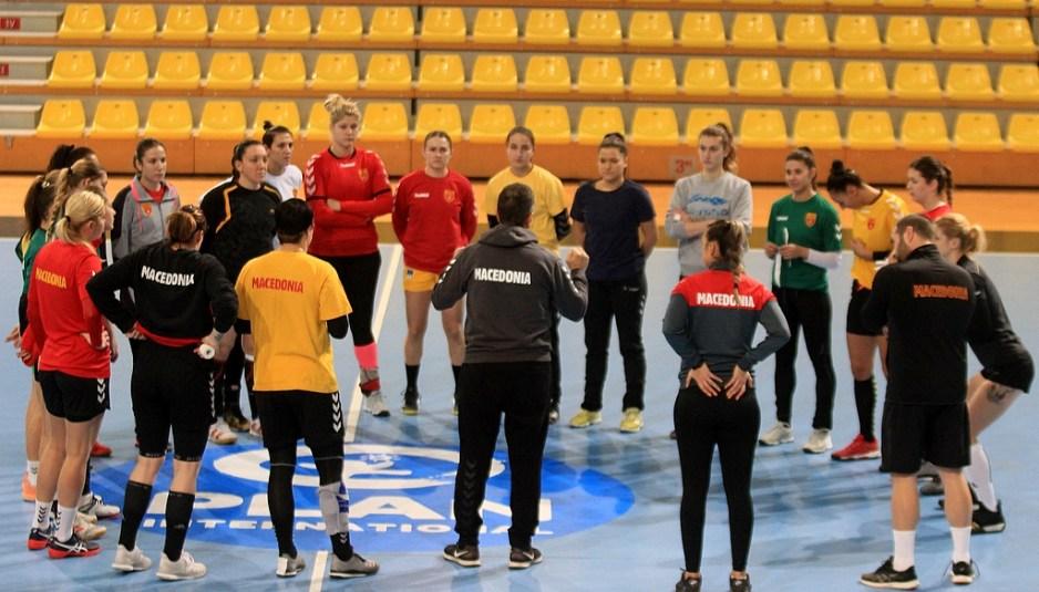 Македонските ракометарки ја почнуваат битката за пласман на Светско