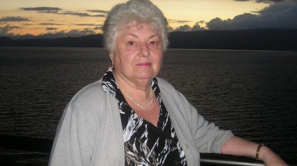 Почина Рина Усикова, голем пријател на Македонија и на македонскиот народ