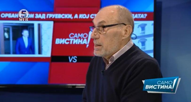 Никовски: Бојкот на претседателските избори најмногу им одговора на СДСМ и ДУИ