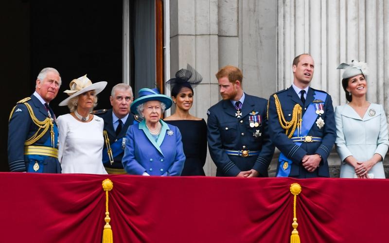 Не работат ништо, но земаат плата: Ќе се онесвестите кога ќе дознаете како членовите на кралското семејство ја заработува платата