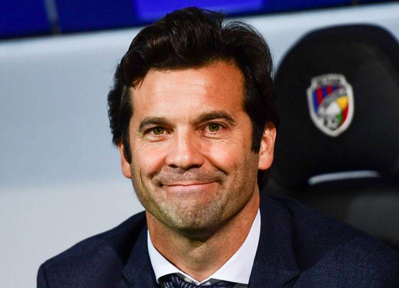 Солари и официјално тренер на Реал Мадрид