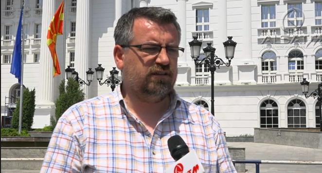Тахири: Мислењето на граѓаните е дека бегството на Груевски е договор со Заев