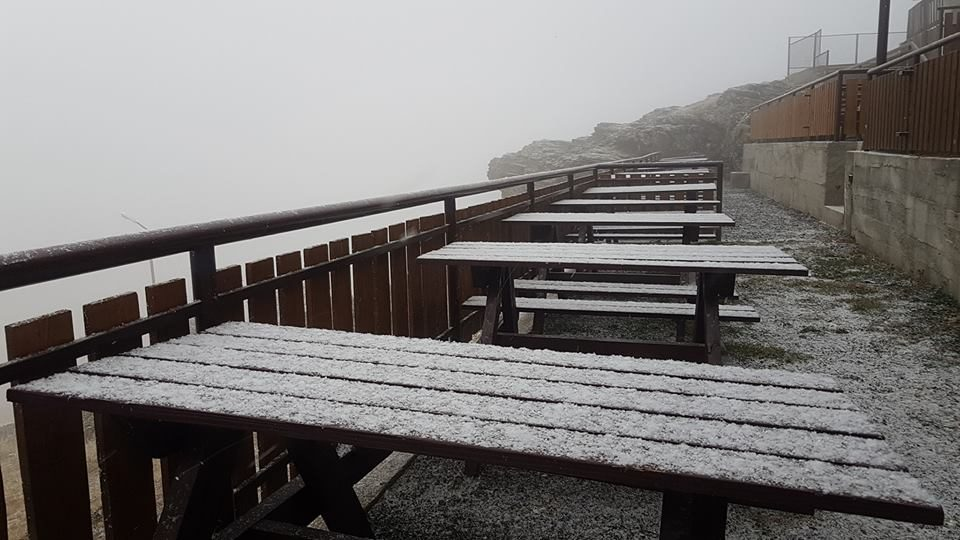 Временска прогноза: Врнежи од дожд и најава за снег