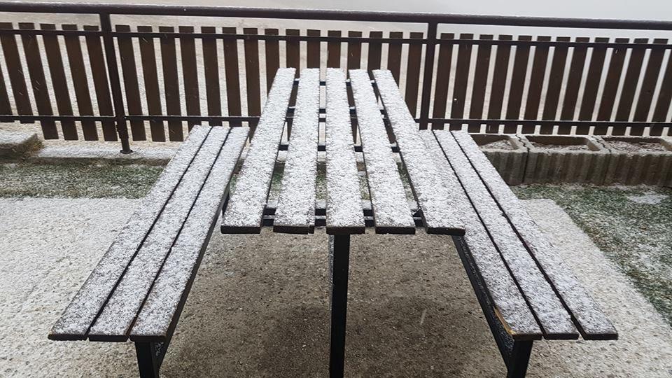 Слаб снег на Попова Шапка