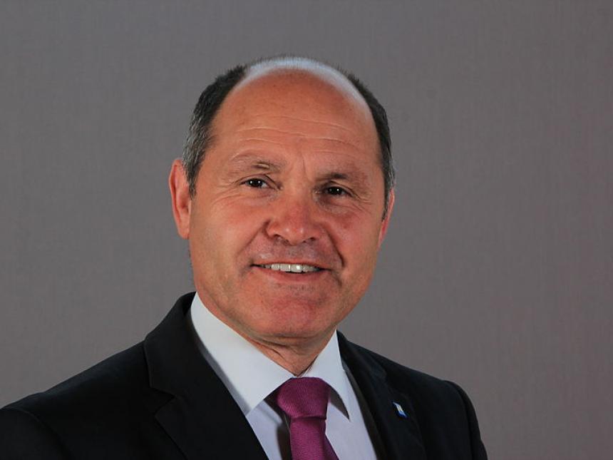 Претседателот на австрискиот Национален совет Соботка во посета на Македонија