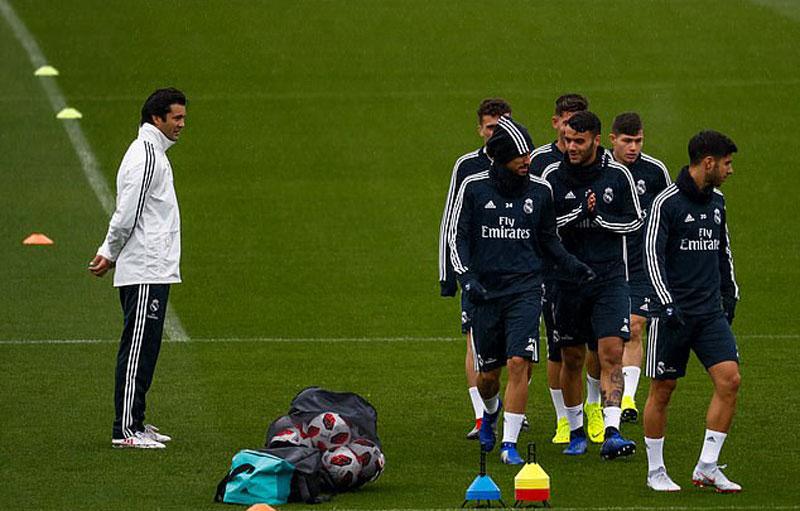 Солари: Во Реал нема постојани стартери
