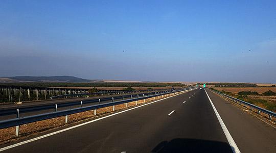 Ова е состојбата на патиштата низ Македонија- возете внимателно!