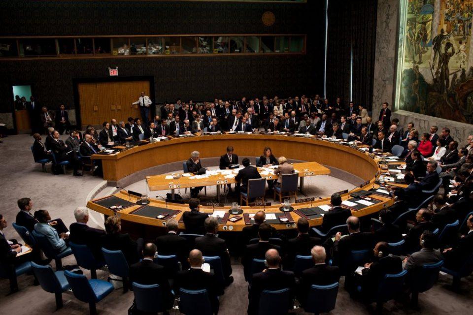 Советот за безбедност на ОН го одби предлогот за итна седница за инцидентот во Керченскиот Теснец