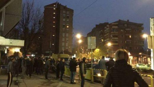 Утре на пладне закажан протест на Србите во Косовска Митровица