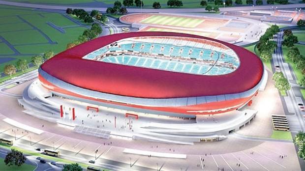 Србија ќе гради 8 стадиони и сака да биде домаќин на финалето на ЛШ- еве како ќе изгледа најубавиот (ФОТО)