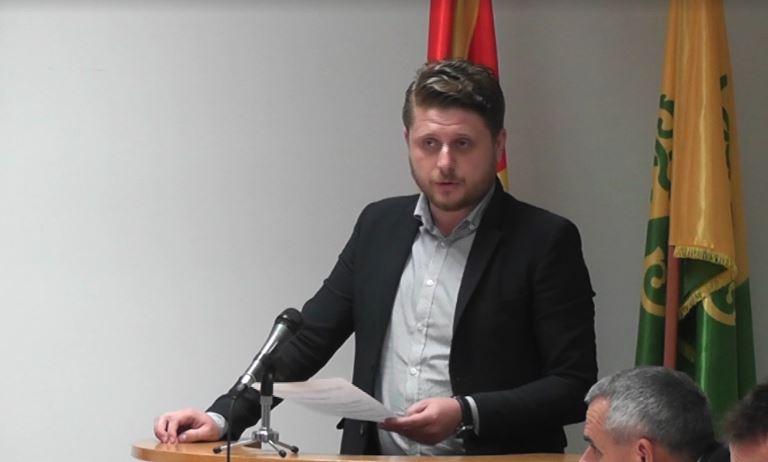 Атанасов: Бараме донесување на одлука за ослободување од данок на имот и комуналнитрошоци на припадниците на безбедносните сили кои учествувале во одбрана на татковината од 2000 година