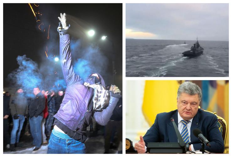 Украина на чекор до војна со Русија: Претседателот бара прогласување воена состојба, НАТО ја прати целата ситуација (ФОТО)