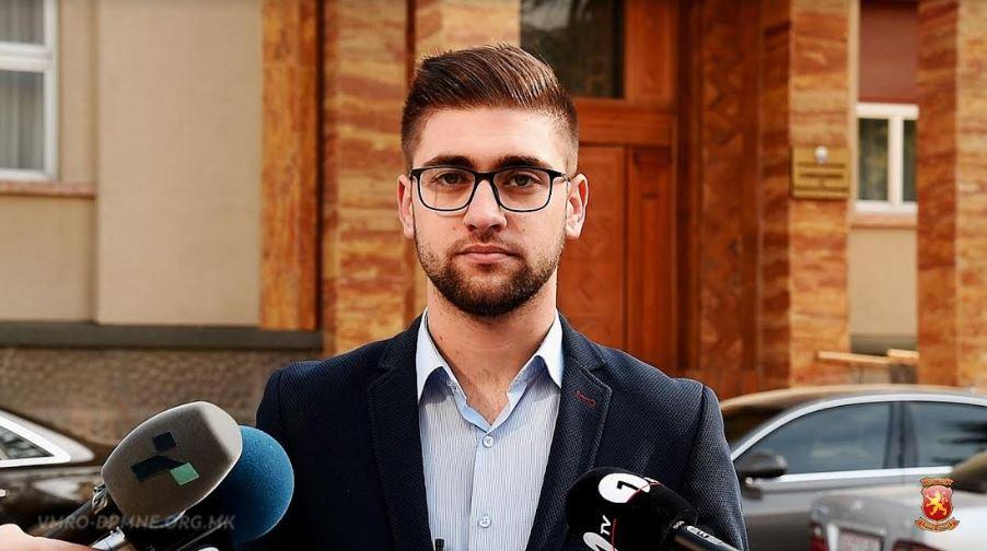 """Манасиевски: СДСМ излажа, 7 месеци доцни пуштањето на В и Г блокот во студентскиот дом """"Гоце Делчев"""""""