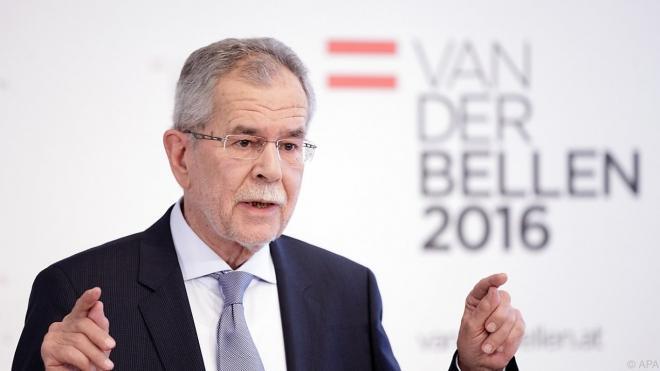 Ван дер Белен: Заедно ќе ја надминеме оваа криза