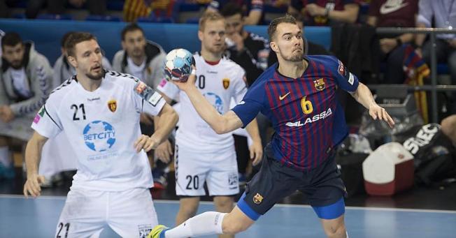 Познати 7 учесници: Вардар и Барселона ќе играат за Европа на Супер Глоуб во Дамам