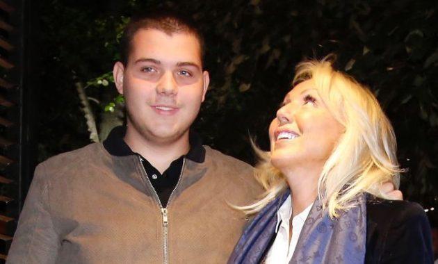 Помалиот син на Лепа Брена е во врска со ќерката на познат пејач? (ФОТО)