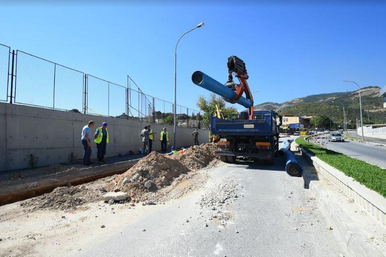 Високите зони на Аеродром и Ново Лисиче, Сопиште, Припор во понеделник без вода