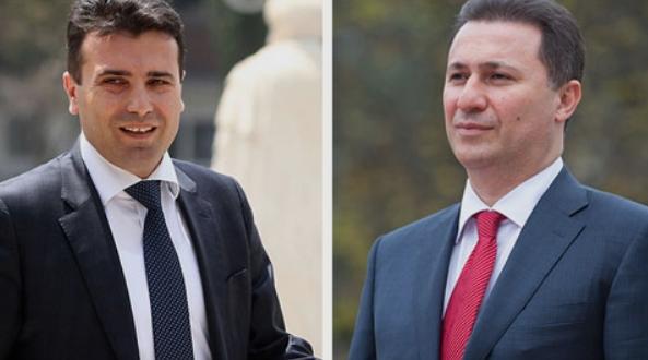 Демонизирање на Груевски за глорификација на Заев