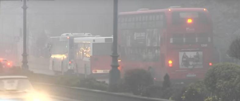 Овие македонски градови денеска се најзагадени- власта со денови не презема ништо, граѓаните се молат на ветер и дожд