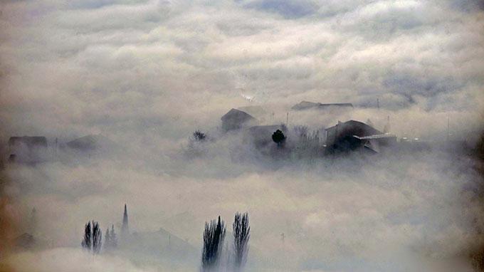 Се рушат рекорди уште од сабајле: Енормна загаденост на воздухот во Тетово