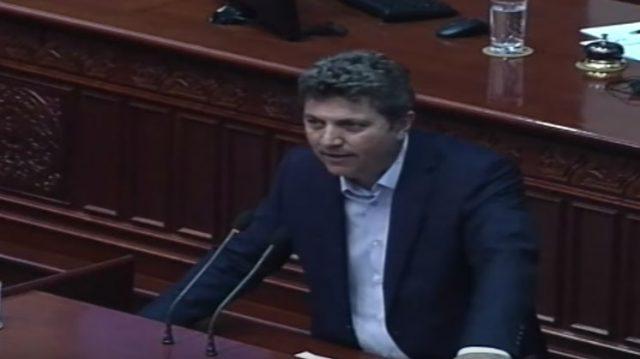 Илиоски: Оваа Влада не успеа да реализира три четвртини од планираните капитални расходи