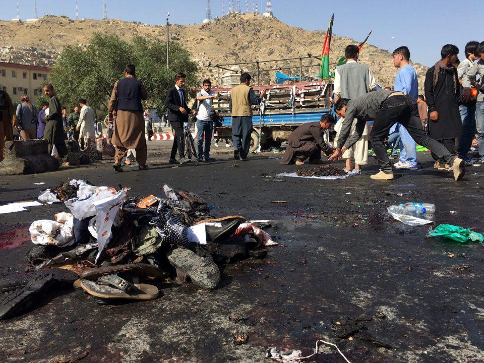 Кабул: Разнесен автомобил полн со експлозив пред министерство, следела престрелка
