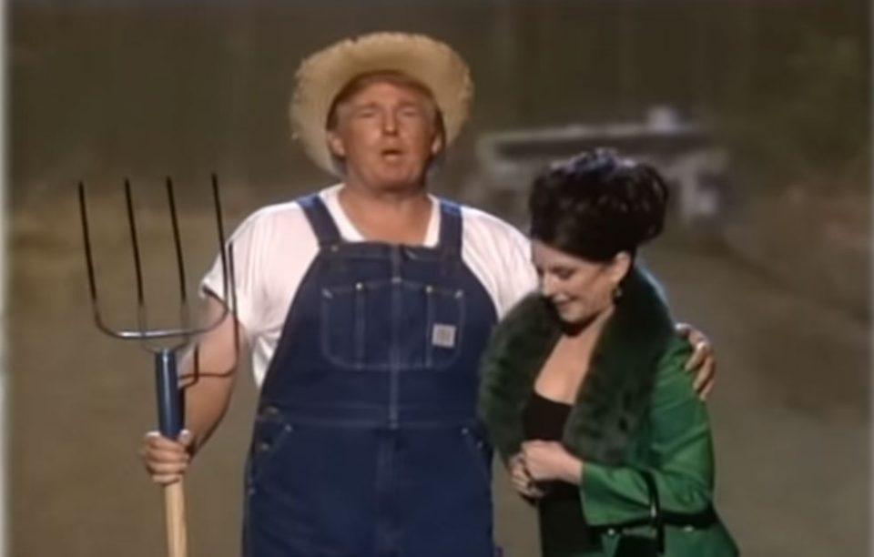 Трамп се распеа на Твитер за својата аграрна реформа (ВИДЕО)