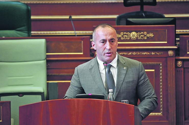 Харадинај: Србија нема да се осмели да прати војска на Косово, САД ќе не бранат!