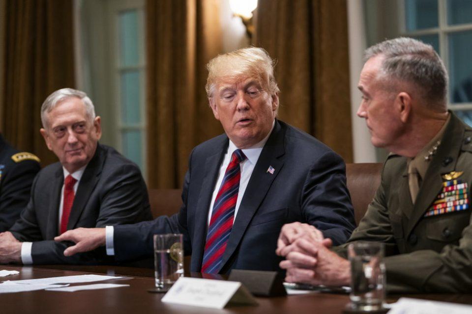 Трамп наскоро ќе разговара за трката во вооружувањето со Кина и со Русија