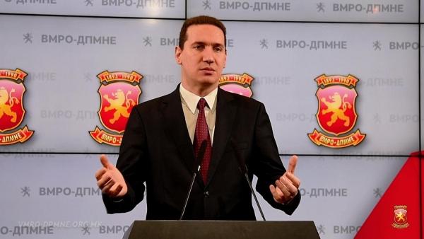 Ѓорчев: Заев и неговите министри ги разочараа граѓаните, имаме невидено иселување на младите од Македонија