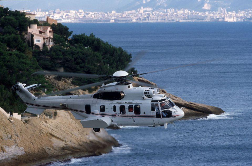 """""""Ербас"""" ги достави во Украина првите два хеликоптери од нарачаните 55 машини"""