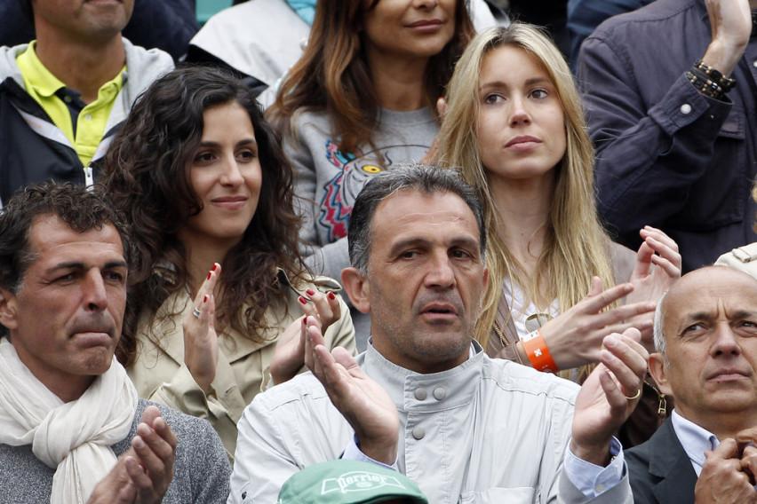 ФОТО: Кои се овие две убави девојки кои се најголемата поддршка на Надал?