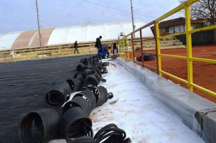 ФОТО: Кавадарци ќе добие лизгалиште